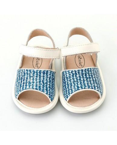 澳洲OldSoles -Bambini Amalfi Sandals-藍色