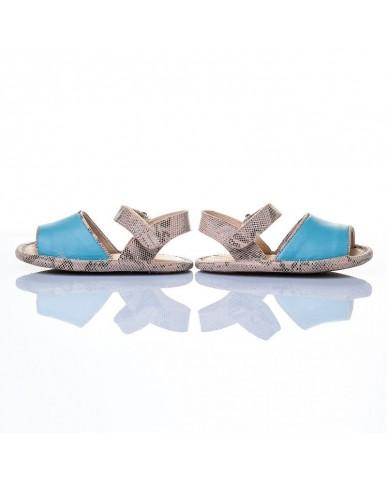 澳洲OldSoles -Bambini Amalfi Sandals-淺藍
