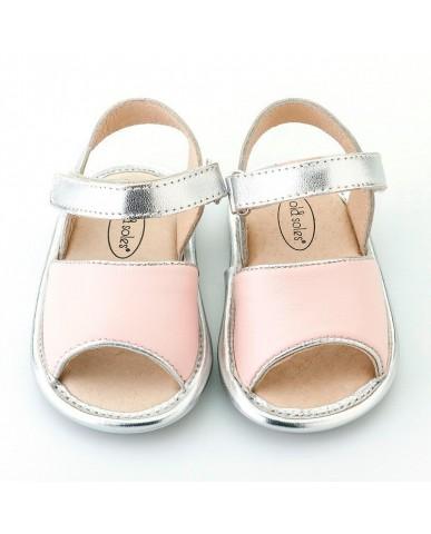 澳洲OldSoles -Bambini Amalfi Sandals-粉色