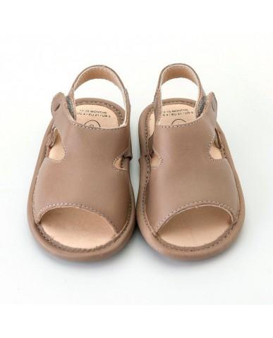 澳洲OldSoles -Bambini Digger Sandals-棕色