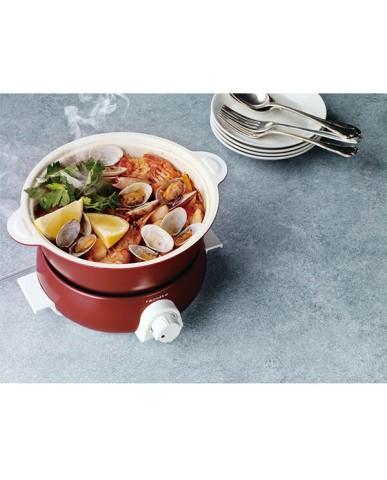 日本recolte fete調理鍋-海軍藍