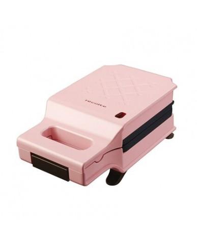 日本recolte Press Sand Maker Quilt 格子三明治機- 櫻花粉 [搶手商品 恕以原價供應]
