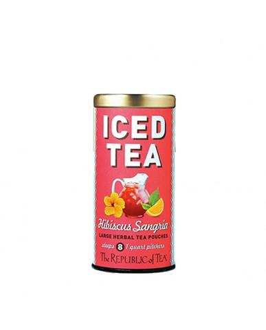 美國茶本共和國 芙蓉冰茶西班牙桑格利亞風味