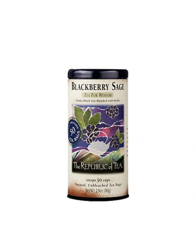 美國茶本共和國 黑莓鼠尾草風味紅茶