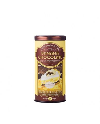 美國茶本共和國 香蕉巧克力蛋糕茶