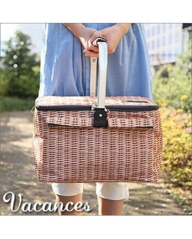 日本Vacanes 野餐籃